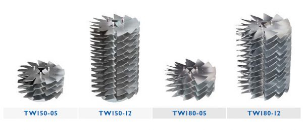 50 Watt twist led heat sink