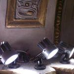 led heat sink spot light