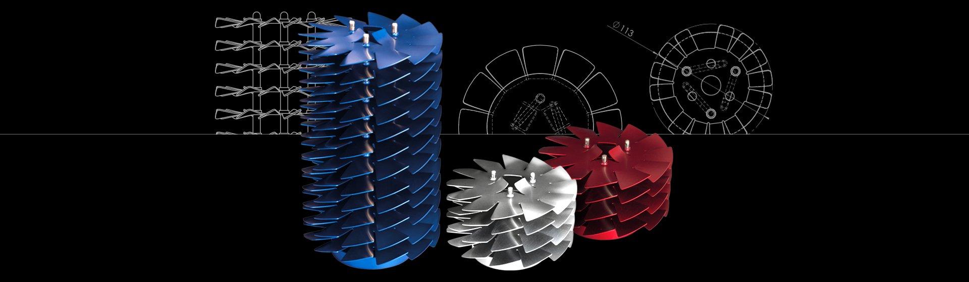 dissipatori 50 Watt linea Twist