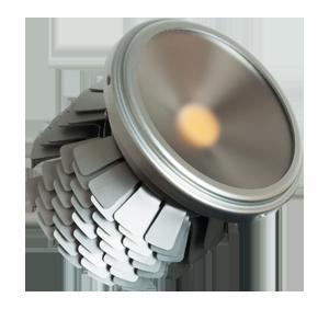 prodotti custom - dissipatori per lampade led
